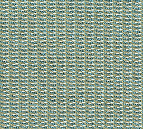 Teal woven fabric