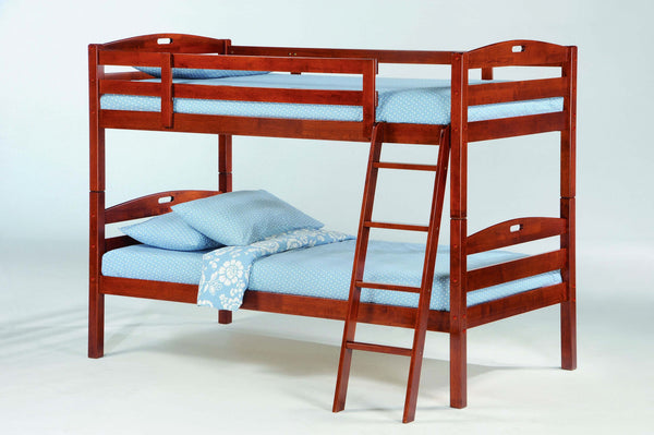 Sesame Bunk Bed - cherry