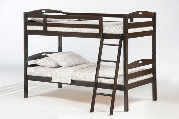 Sesame Bunk Bed - chocolate