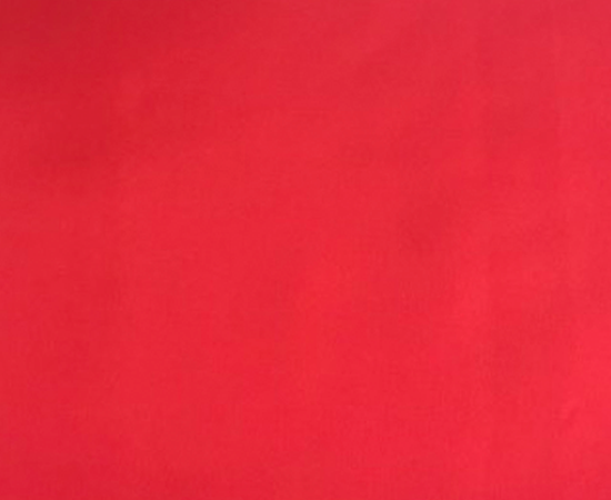 Red Poly/Cotton Twill Fabric