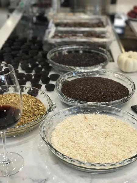 organic chocolate ingredients