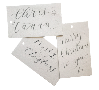 Add A Handwritten Gift Note