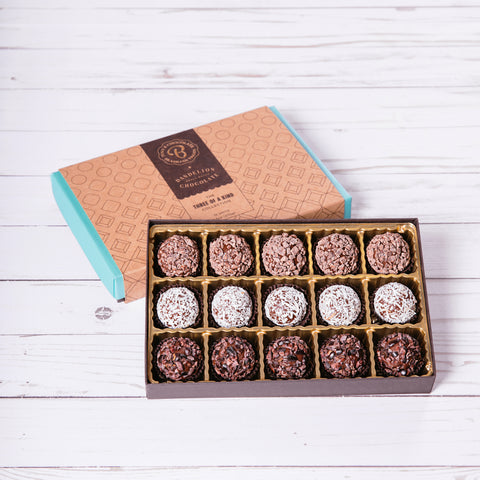 Dandelion Chocolate Collaboration (15 Brigadeiros)