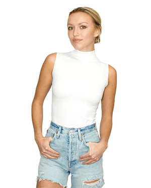 Renew Mock Turtleneck Tank