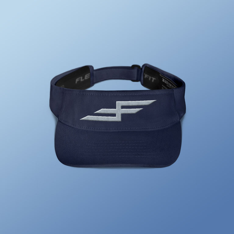 Faster Farther Bolt Visor