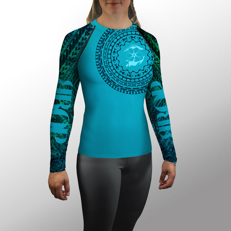 Women's BBOP Compression Fit Paddling Top