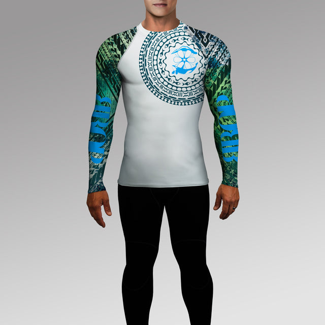 Men's BBOP Compression Fit Paddling Top