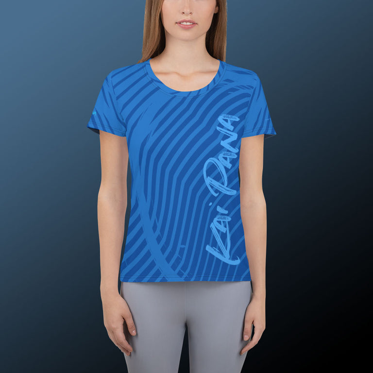 Women's Kai Pana PaddleDry Performance Top, Marine