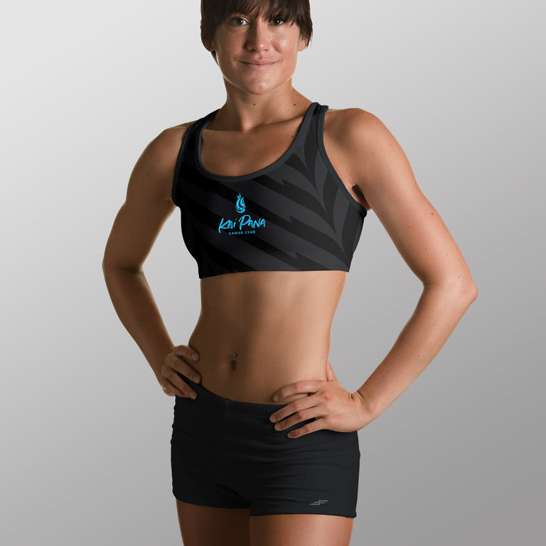 Women's Kai Pana Feather Padded Sports Bra