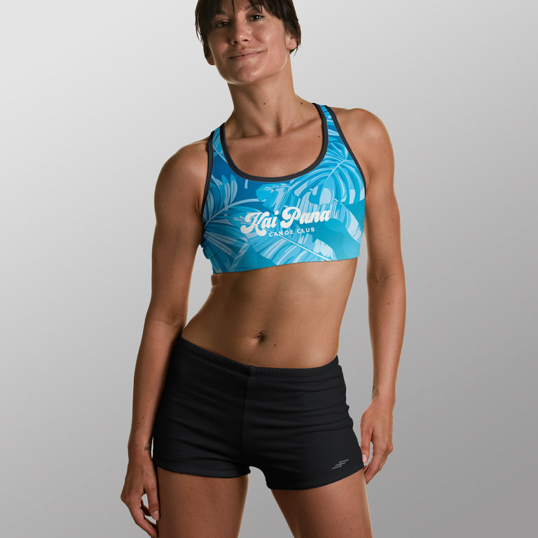 Women's Kai Pana Ohana Padded Sports Bra