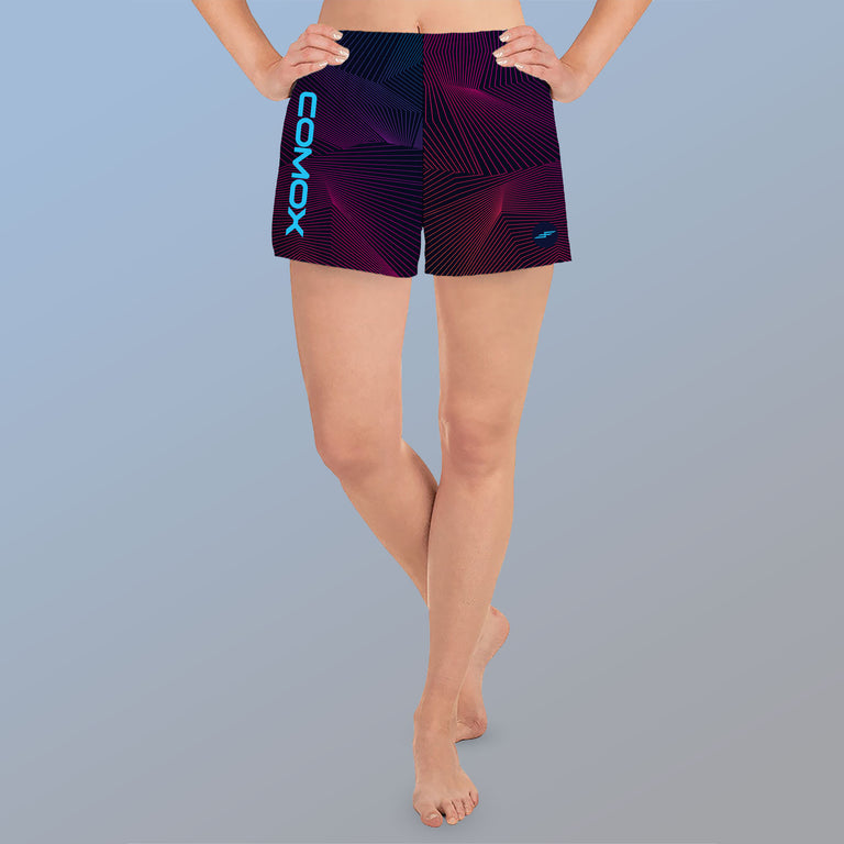 Women's Team Comox Board Shorts