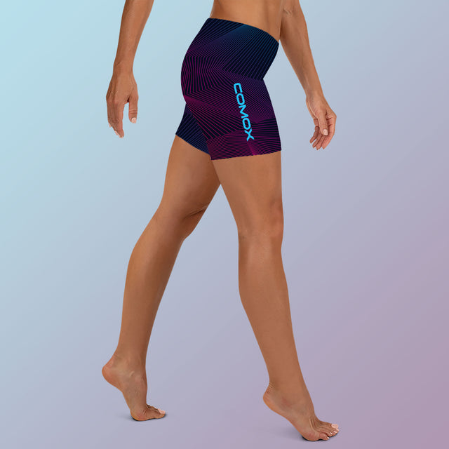Women's Team Comox Compression Shorts