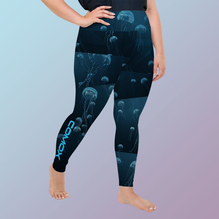 Women's Team Comox Plus Size Leggings