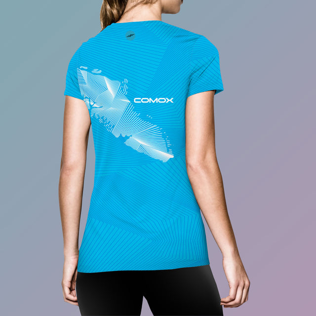 Women's Team Comox PaddleDry Performance Top