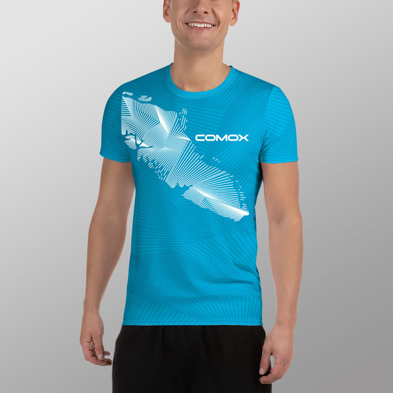 Men's Team Comox PaddleDry Performance Top