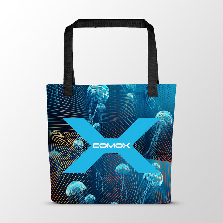 Team Comox Tote Bag
