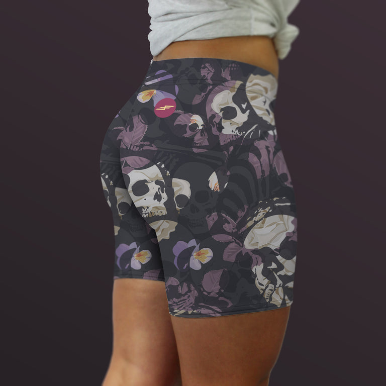 Bone Collector Shorts, Nightshade