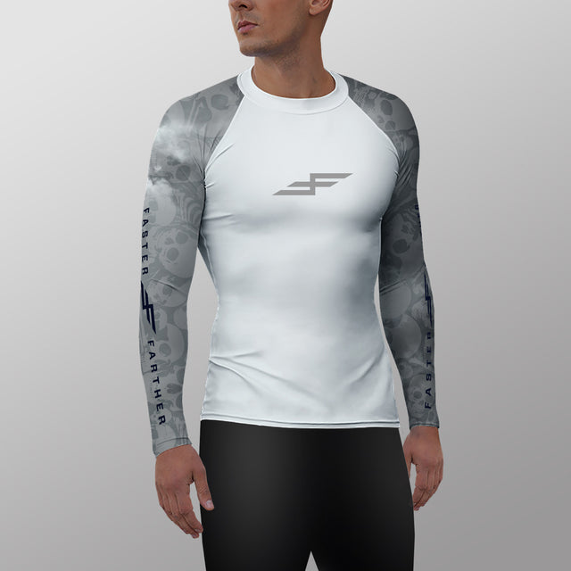 Men's Cloud Rash Guard