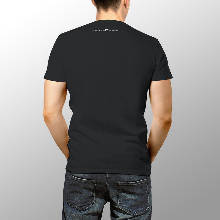 Men's Priorities T-Shirt, Black