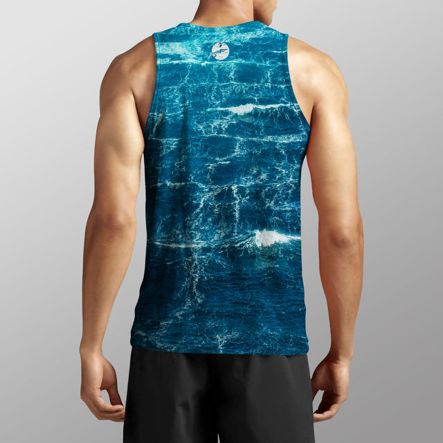 Men's Offshore Surf Club Tank Top