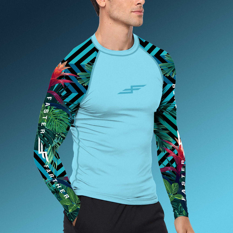 Men's Paradise Long Sleeve Paddling Top