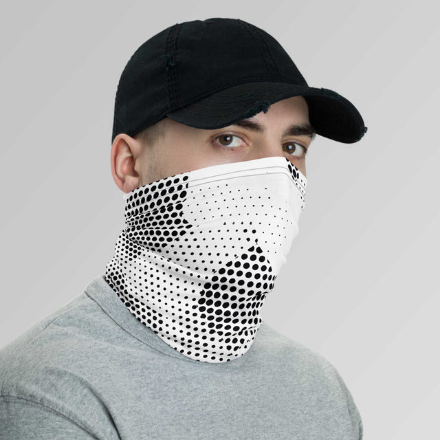 Alpine Camo Neck Gaiter / Headband
