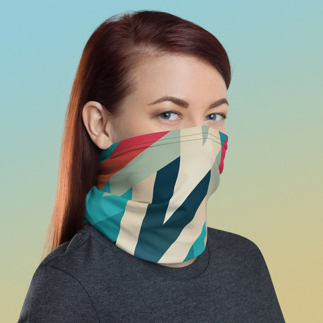 Burst Neck Gaiter / Headband