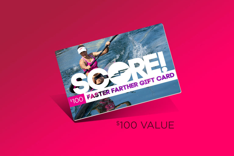 Score! Faster Farther Gift Cards