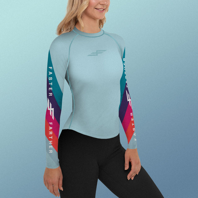 Women's Petra Long Sleeve Paddling Top