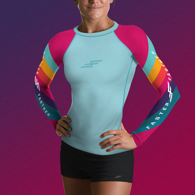 Women's Vixen Long Sleeve Paddling Top