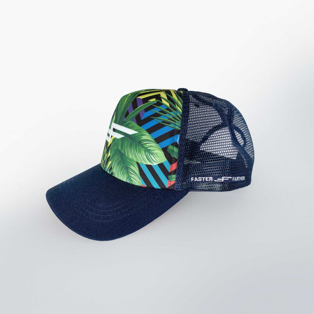 Faster Farther Molokai Hat