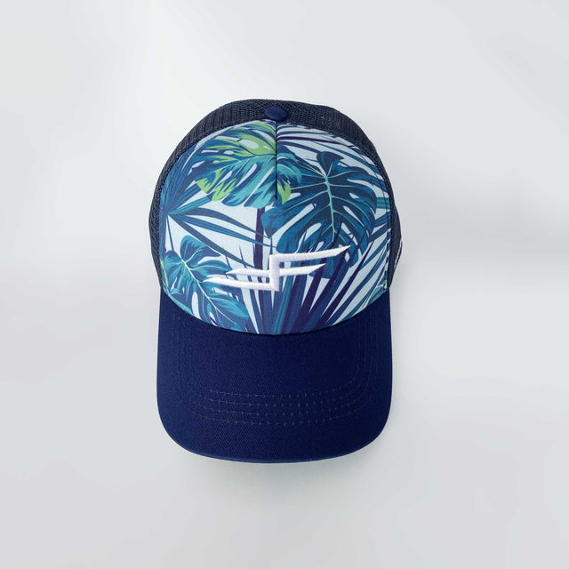 Faster Farther Surf Trucker Hat