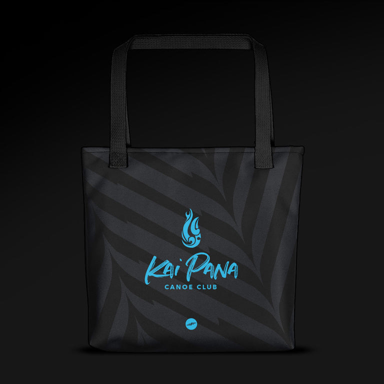 Kai Pana Feather Tote Bag