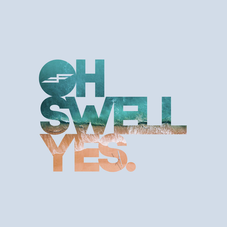 Women's Oh Swell Yes Racerback Tank