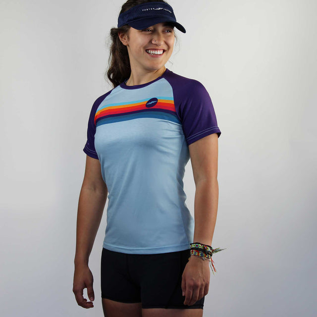 Women's Petra Short Sleeve Performance Paddling Top