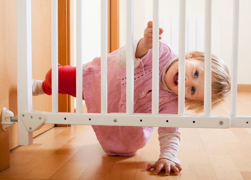 The Most Important Places in Your Home That Need Baby Proofing
