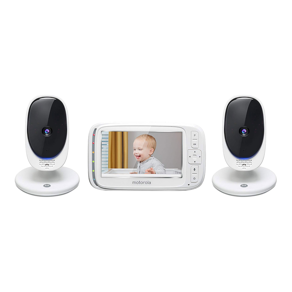 Motorola Comfort 50-2 Video Baby Monitor