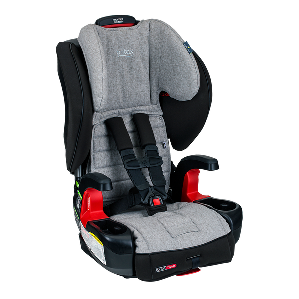 Britax Frontier Clicktight Convertible Highback Booster
