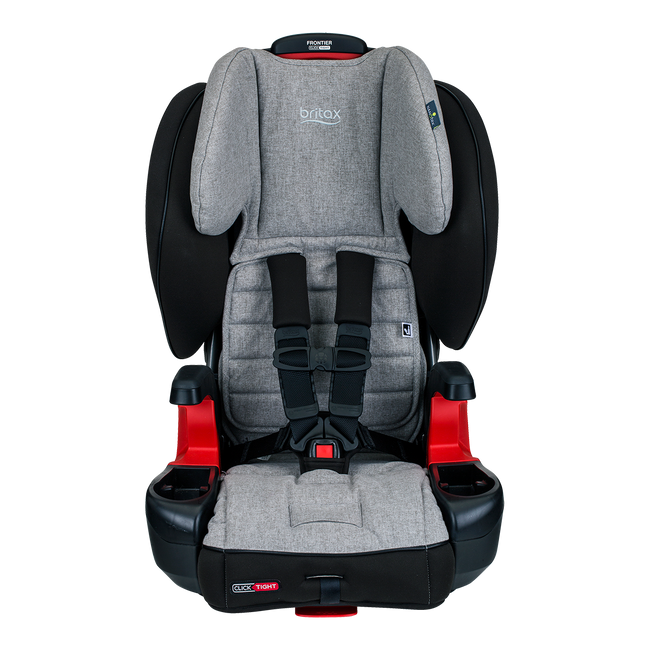 Britax Frontier ClickTight Convertible Highback Booster - Nanotex
