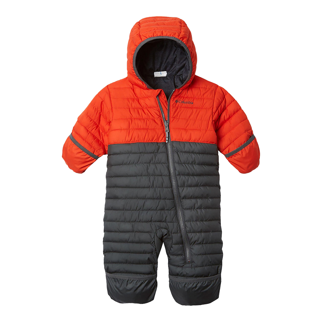 Columbia Infant Powder Lite Reversible Bunting Snowsuit