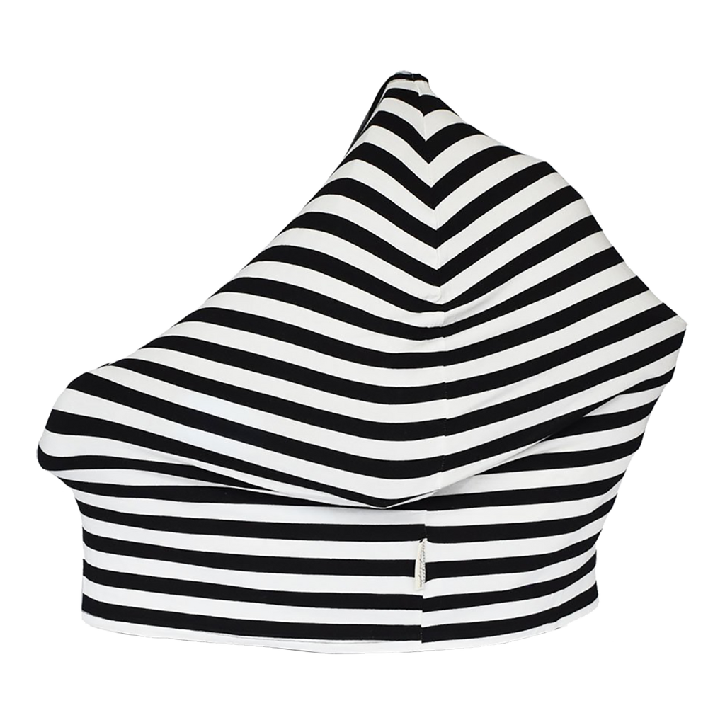 Covered Goods 4-in-1 Carseat & Nursing Cover - Stripes