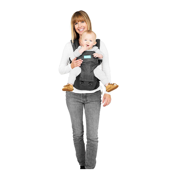 Moby 2 In 1 Carrier Hip Seat Baby Carrier Kacz Kids