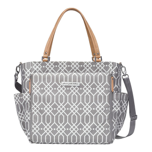 Petunia Pickle Bottom City Carry All Diaper Bag
