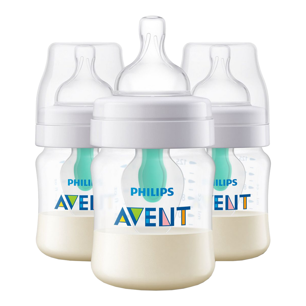 Philips Avent Classic Anti Colic Baby Bottle - 4 oz