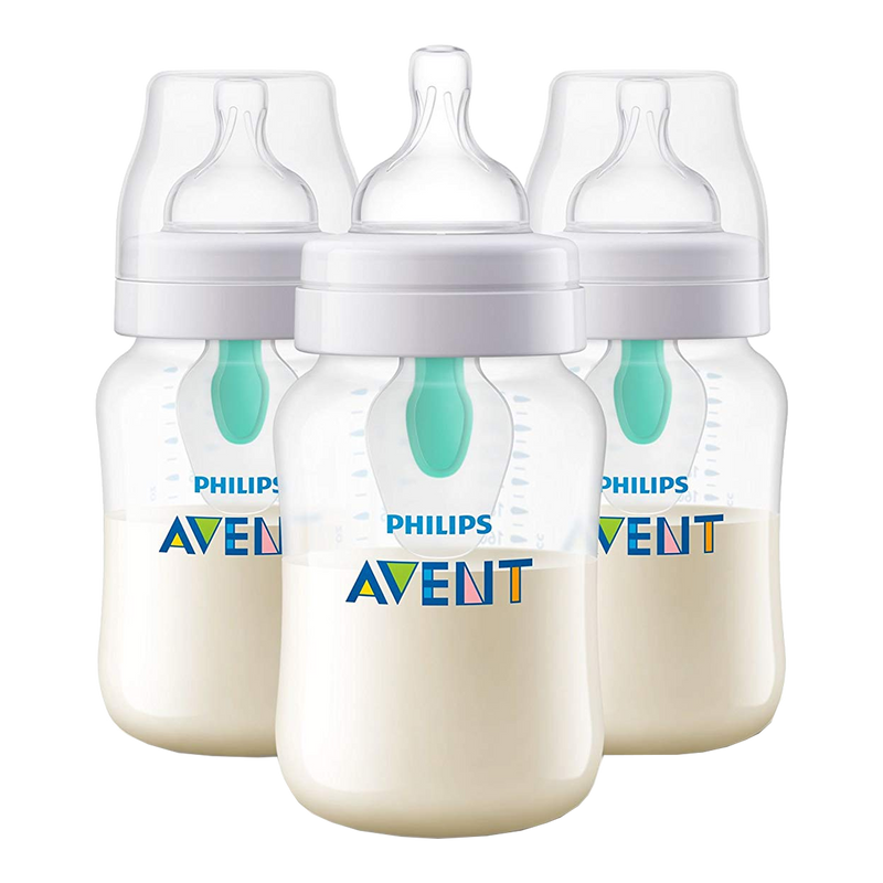 Philips Avent Classic Anti Colic Baby Bottle - 9 oz