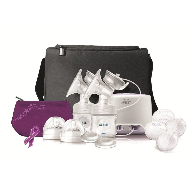 Philips Avent Comfort Twin Electric Breast Pump - Kacz' Kids - 1