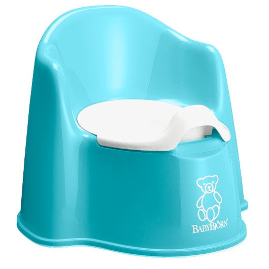 BABYBJÖRN Potty Chair - Kacz' Kids - 1