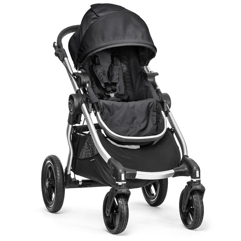Baby Jogger City Select - Silver Frame - Kacz' Kids - 3