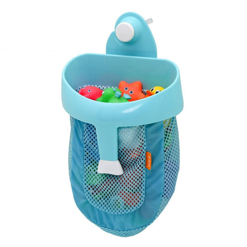 Brica Super Scoop Bath Toy Organizer - Kacz' Kids - 1
