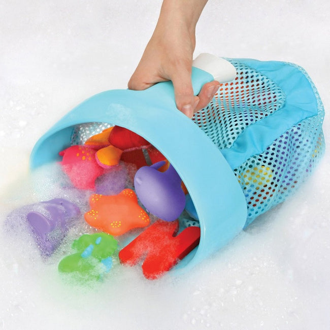 Brica Super Scoop Bath Toy Organizer - Kacz' Kids - 2